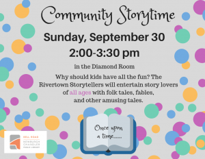 Community Storytime @ Bell Road Library | Newburgh | Indiana | United States