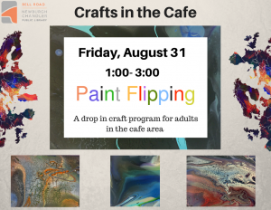 Paint Flipping for Adults @ Bell Road Library | Newburgh | Indiana | United States