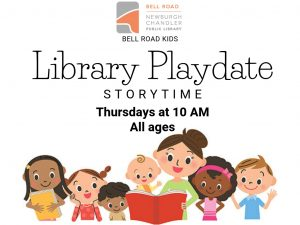 Library Playdate-all ages @ Bell Road Children's Department | Newburgh | Indiana | United States