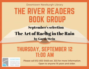 The River Readers Book Discussion Group @ Downtown Newburgh Library | Newburgh | Indiana | United States
