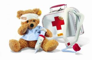 Teddy Bear Clinic, ages 2-6 (drop in event) @ Bell Road Children's Department | Newburgh | Indiana | United States