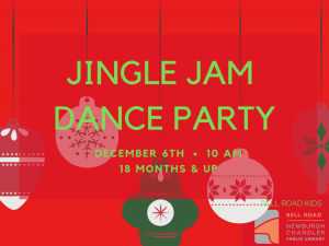 Jingle Jam Dance Party @ Newburgh Chandler Public Library | Newburgh | Indiana | United States