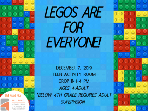 Legos are for Everyone! @ Newburgh Chandler Public Library | Newburgh | Indiana | United States