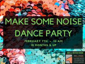 Make Some Noise Dance Party @ Newburgh Chandler Public Library | Newburgh | Indiana | United States