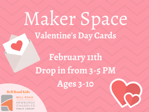 Tuesday Chooseday- Maker Space @ Newburgh Chandler Public Library | Newburgh | Indiana | United States
