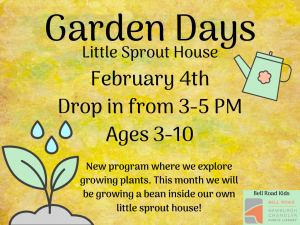 Tuesday Chooseday- Garden Days @ Newburgh Chandler Public Library | Newburgh | Indiana | United States