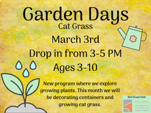 Garden Days @ Newburgh Chandler Public Library | Newburgh | Indiana | United States