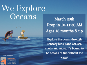 We Explore Oceans @ Newburgh Chandler Public Library | Newburgh | Indiana | United States